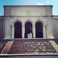 Photo taken at Detroit Institute of Arts by Mar M. on 9/5/2012