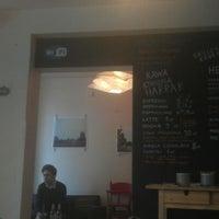 Das Foto wurde bei Cafe Rozrusznik von Jakub T. am 3/31/2012 aufgenommen