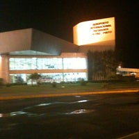 Photo taken at Aeroporto Internacional de João Pessoa / Castro Pinto (JPA) by Wandson M. on 8/16/2012