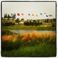 Photo taken at San Diego Hills Memorial Parks & Funeral Homes by Priscilia M. on 7/13/2012