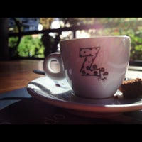Photo taken at Z Café by Daniel R. on 5/12/2012