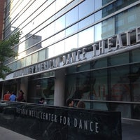 4/29/2012에 Michael B.님이 The Ailey Studios (Alvin Ailey American Dance Theater)에서 찍은 사진