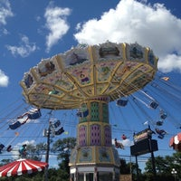 Photo taken at Adventureland Amusement Park by Brooklyn H. on 9/9/2012