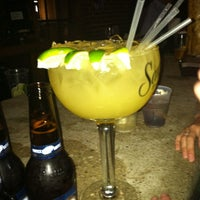 Photo taken at La Palapa Grill & Cantina by Chrissy on 2/19/2012