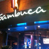 Photo taken at Sambuca 360 by Alicia R. on 7/18/2012