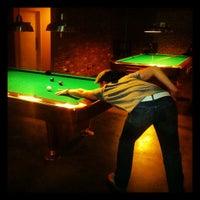Photo taken at Tarantula Billiards by Brandon A. on 7/25/2012