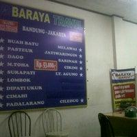 Photo taken at Baraya Travel by yadiroquai on 5/9/2012