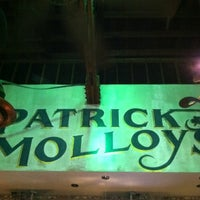 Photo taken at Patrick Molloy's Sports Pub by Gabriella T. on 3/9/2012