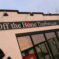 Photo taken at Off The Bone Barbeque by Thomas H. on 3/30/2012