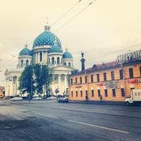 Снимок сделан в Троице-Измайловский Собор пользователем Serge_at 5/26/2012
