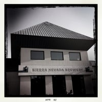 Photo taken at Sierra Nevada Brewing Co. by Katalin B. on 4/29/2012