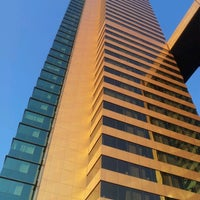 Photo taken at Courtyard by Marriott Santiago Las Condes by Sebastian Q. on 9/2/2012