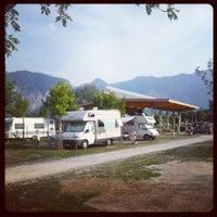 Photo taken at Camping Levico by Gabry O. on 8/22/2012
