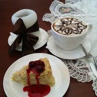 Снимок сделан в М cafe пользователем Маргарита 8/26/2012