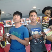 Photo taken at Burger King by ishyam i. on 3/12/2012