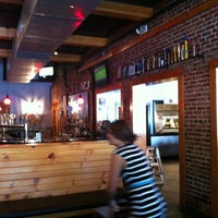 Photo taken at Pleasant City Wood Fired Grill by Carl H. on 8/26/2012