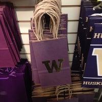 Photo taken at University Bookstore by Nanea on 7/29/2012