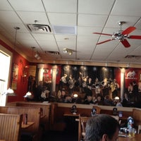 Photo taken at Red Hot & Blue  -  Barbecue, Burgers & Blues by Jim K. on 8/18/2012