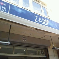 Photo taken at Zarif by Çağlayan Ç. on 6/19/2012