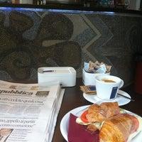 Photo taken at Caffè Cesare by Robi M. on 3/18/2012