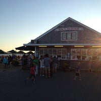 Photo taken at Mac's Seafood Wellfleet Pier by Brad P. on 7/30/2012