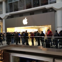 Photo taken at Apple Store by Colin J. on 3/16/2012