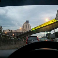 Photo taken at Lebuhraya persekutuan by Jr I. on 3/28/2012