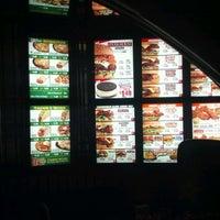 Photo taken at Carl's Jr by J M. on 2/11/2012