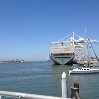Photo taken at Oakland Ferry Terminal by Angel P. on 6/14/2012