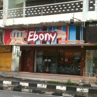 Photo taken at Ebony music store by هوزايفه أويس on 4/29/2012
