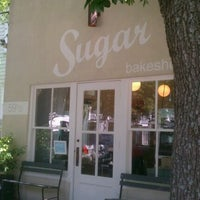Photo taken at Sugar Bake Shop by Jeni B. on 4/16/2012