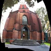 Снимок сделан в Англиканская церковь Святого Искупителя пользователем Meng H. 7/25/2012