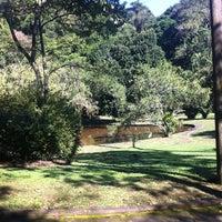 Photo taken at Alto da Boa Vista by Dafne D. on 7/20/2012