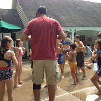Photo taken at Weatherstone Tennis and Pool by Kirt T. on 8/18/2012