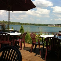 Photo taken at Blue Water Grill by Sabrina D. on 6/20/2012