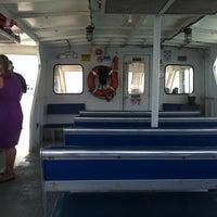 Photo taken at St. Thomas - St. John Ferry by Charles J. on 7/11/2012