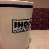 Photo taken at IHOP by Christian C. on 3/5/2012