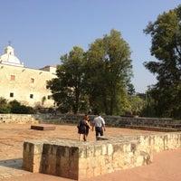 Photo taken at Jardin Etnobotanico De Oaxaca by Sebastián D. on 5/3/2012