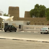 Photo taken at Al Ain National Museum by Alex E. on 8/14/2012
