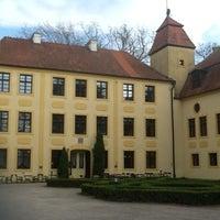 รูปภาพถ่ายที่ Hotel Zamek Krokowa โดย Tomasz เมื่อ 5/5/2012
