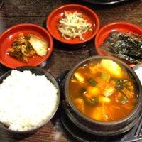 Photo taken at Sushi Gallery by mei mei on 4/16/2012