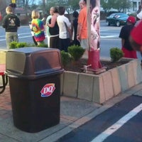Photo taken at Dairy Queen by Rhea T. on 3/18/2012