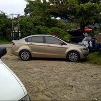 Photo taken at Car Wash Bukit Bunga by Azreen Z. on 8/23/2012