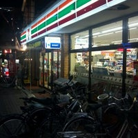 Photo taken at 7-Eleven by 久喜 金. on 7/26/2012