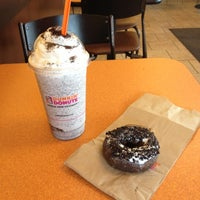 Photo taken at Dunkin' Donuts by Whitney W. on 7/30/2012