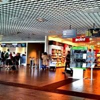 Photo taken at Moss Lufthavn, Rygge (RYG) by Irish C. on 8/13/2012