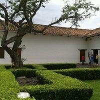 Photo taken at Museo Arqueológico La Merced by Mishka J. on 4/5/2012
