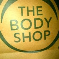 Photo taken at The Body Shop Mal Ciputra by Astuti B. on 9/11/2012