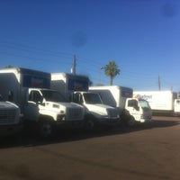 Photo taken at Budget Truck Rental by Ricky P. on 5/29/2012