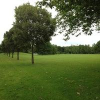 Photo taken at Seghwaertse Hout by Alwin S. on 7/7/2012